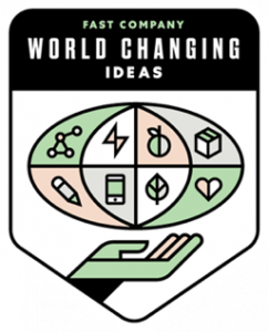 World Changing Ideas logo
